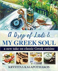 A Drop of Ladi & My Greek Soul by Krystina Kalapothakos