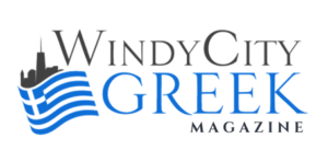 WindyCity Greek magazie logo