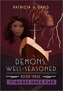 Demons, Well-Seasoned by Patricia V. Davis