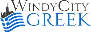 WindyCity Greek logo