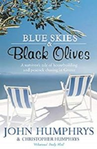 My Greek Books_Blue Skies & Black Olives by John Humphrys and Christopher Humphrys