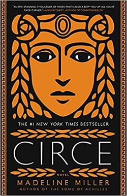 My Greek Books_Circle by Madeline Miller