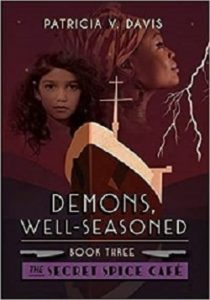 My Greek Books_Demons Well Seasoned by Patricia V Davis