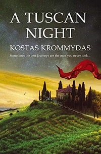 My Greek Reads April_A Tuscan Night by Kostas Krommydas