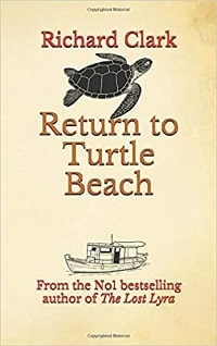 My Greek Books April_Return to Turtle Beach by Richard Clark