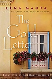 My Greek Reads April_The Gold Letter by Lena Manta