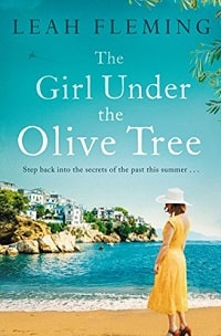 My Greek Books May 2020_The Girl Under the Olive Tree by Leah Fleming