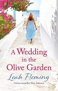 My Greek Reads July_A Wedding in the Olive Garden by Leah Fleming