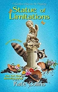 My Greek Reads July_Statue of Limitations by Kate Collins