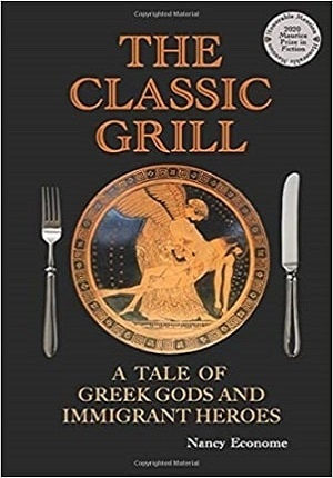 My Greek Books_September 2020_The Classic Grill by Nancy Econome