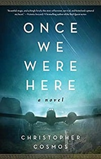 My Greek Books February 2021_Once We Were Here by Christopher Cosmos